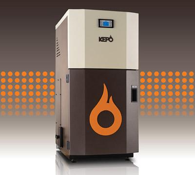 Kepo pellet boilers